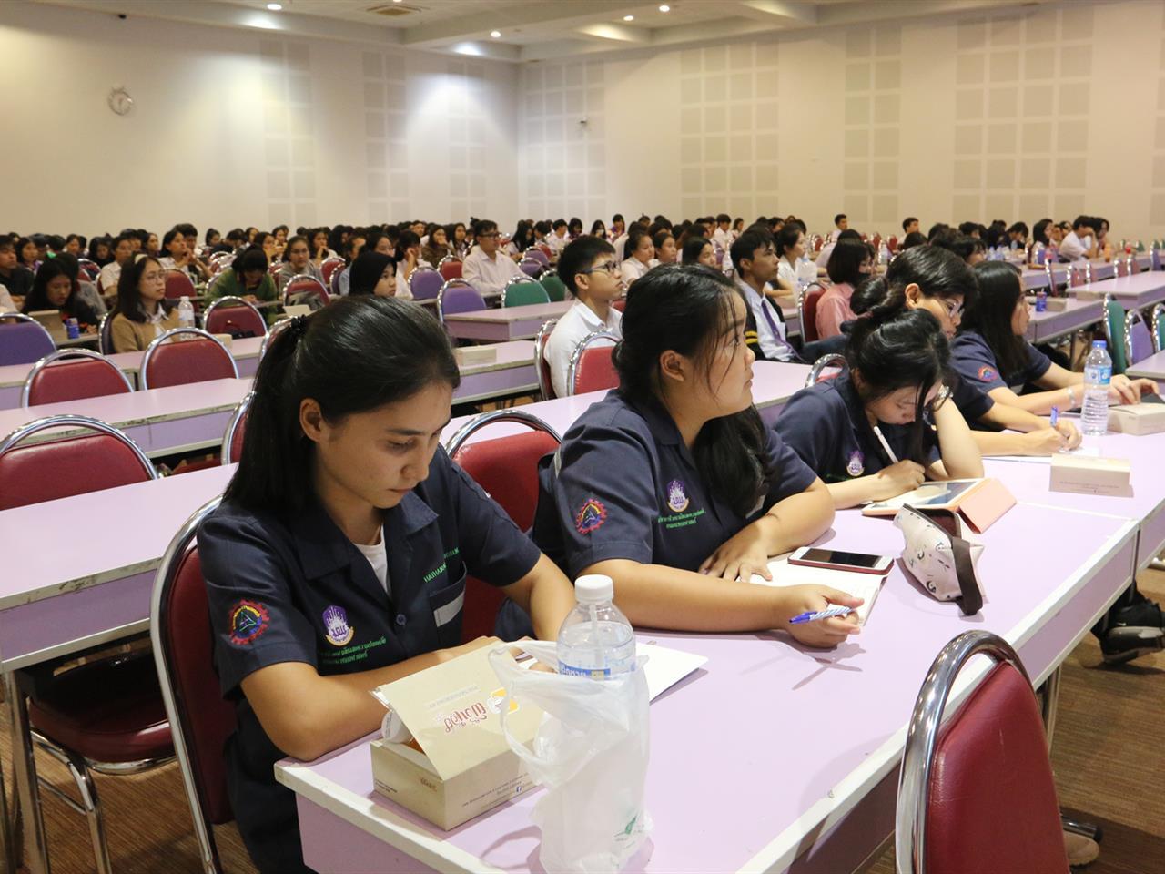 โครงการแนะแนวสหกิจศึกษา มหาวิทยาลัยพะเยา ครั้งที่ 4