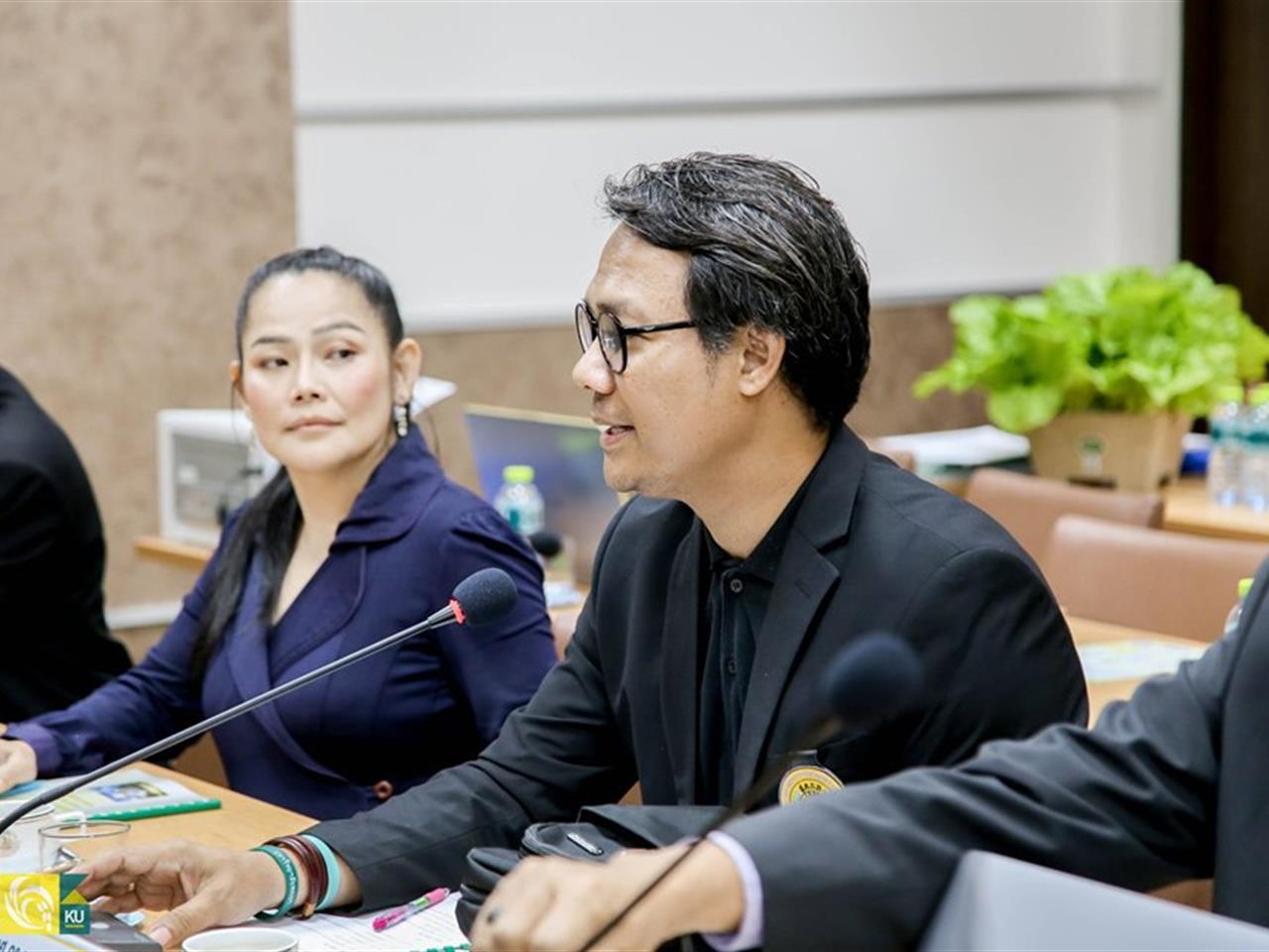 คณบดีคณะเกษตรศาสตร์และทรัพยากรธรรมชาติ ม.พะเยา เข้าร่วมประชุมสภาคณบดีสาขาการเกษตร แห่งประเทศไทยครั้งที่ 3