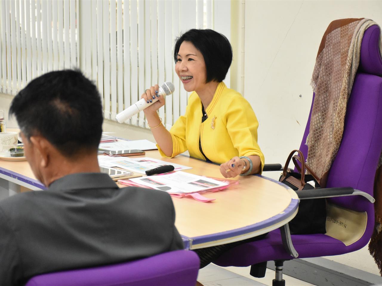 โครงการฝึกประสบการณ์วิชาชีพครูในสถานศึกษา  กิจกรรมสัมมนาอาจารย์นิเทศก์ ครั้งที่ 2 ภาคการศึกษาปลาย ปีการศึกษา 2562