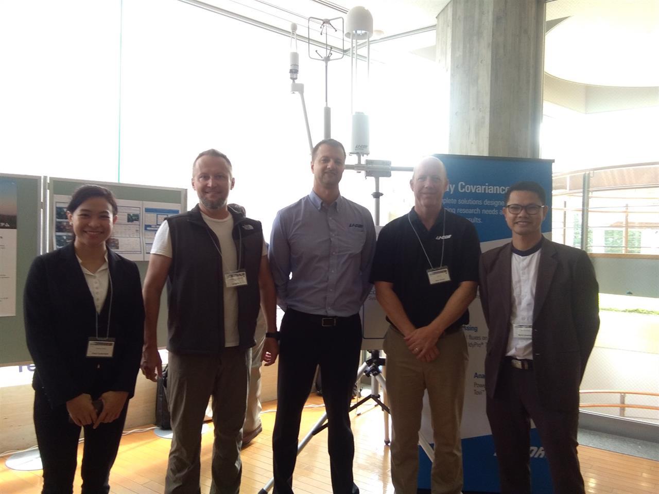 นักวิจัย SEEN เข้าร่วม AsiaFlux Workshop 2019 ณ เมืองทากายาม่า จังหวัดกิฟุ ประเทศญี่ปุ่น
