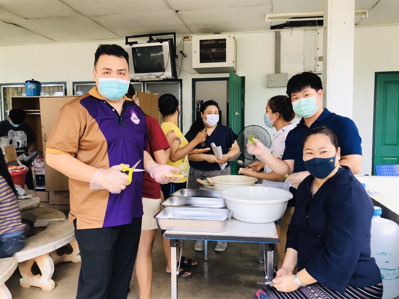 กิจกรรมอบรมเชิงปฎิบัติการ (Work Shop) เพื่อส่งเสริมคุณลักษณะความเป็นไทย (Thainess) ครั้งที่ 2