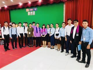 UP Scholarships to Cambodia