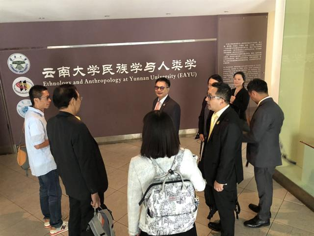 Sino-Thai Cooperation Initiatives