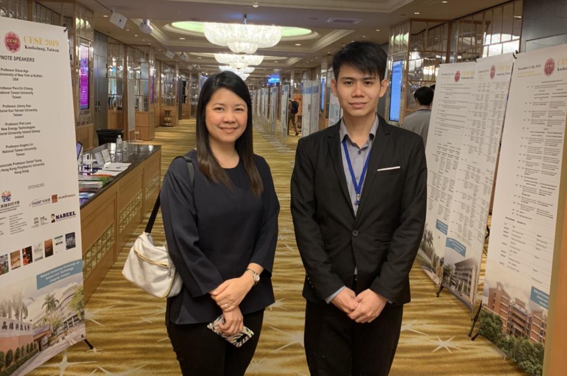 อาจารย์และนิสิตจาก,SEEN,เข้าร่วมงานประชุมวิชาการระดับนานาชาติ,CESE2019,Twelfth,Annual,Conference,on,Challenges,in,Environmental,Science,and,Engineering,ที่เมือง,Kaohsiung,,Taiwan,ระหว่างวันที่,3-7,พฤศจิกายน,2562