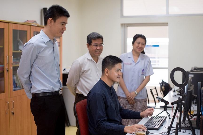 Microsoft Teams, สอนออนไลน์, COVID-19, โควิด-19, สหเวช