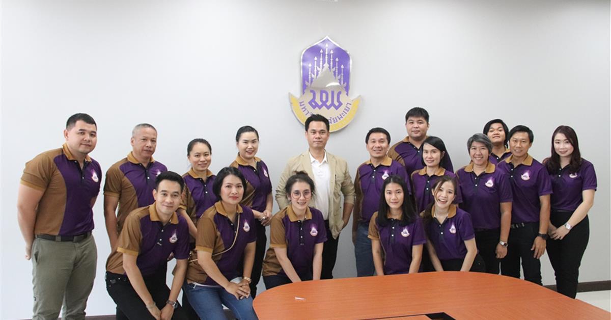 กองกิจการนิสิต จัดโครงการ UP Smart DSA Staff