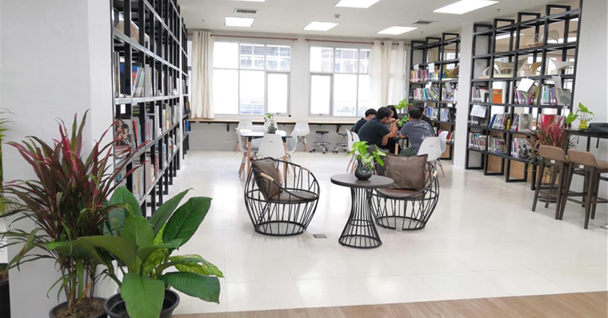 ห้องสมุดคณะสถาปัตยกรรมศาสตร์และศิลปกรรมศาสตร์  มหาวิทยาลัยพะเยา  คณะสถาปัตยกรรมศาสตร์และศิลปกรรมศาสตร์