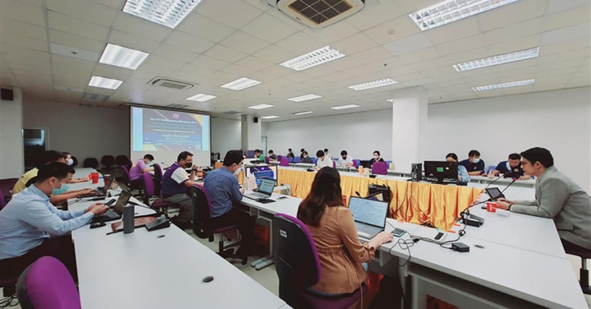 กิจกรรมแลกเปลี่ยนเรียนรู้ (KM) ครั้งที่ 2