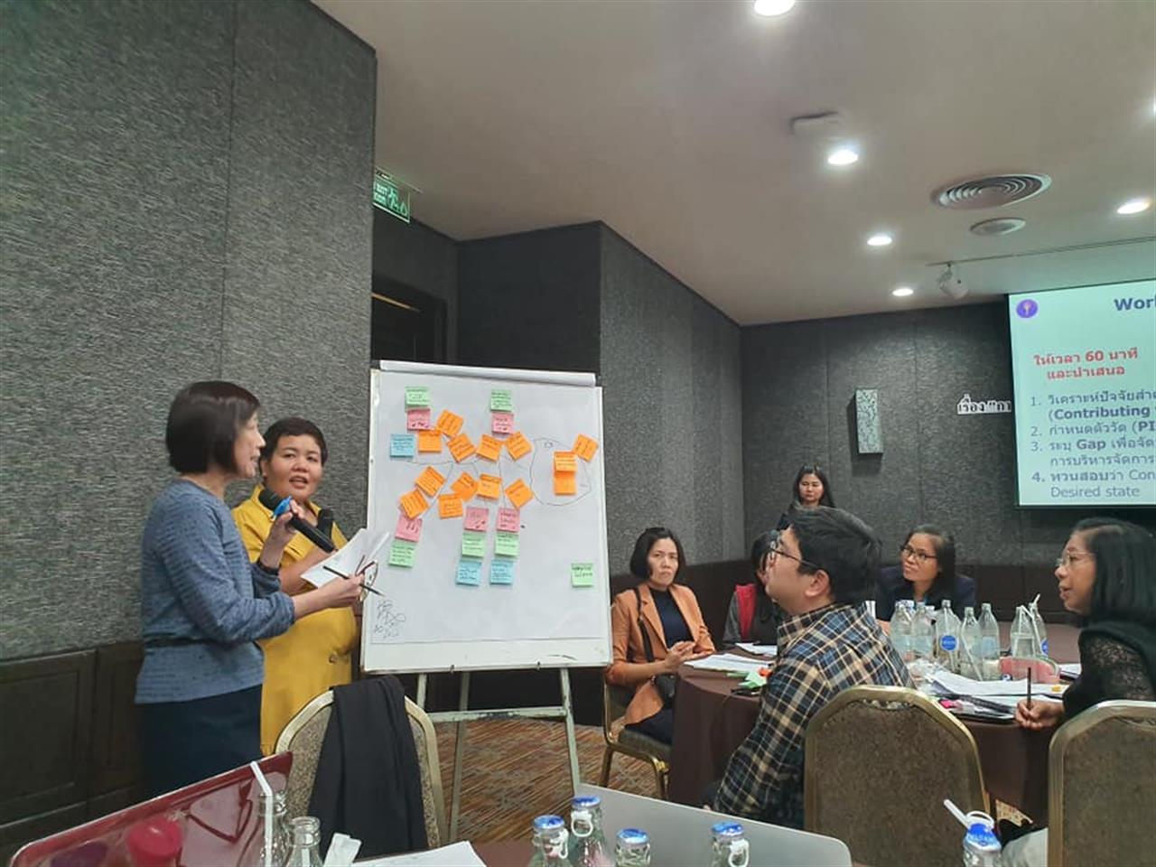 การจัดทำแผนพัฒนาคุณภาพการศึกษาของหน่วยงานที่เข้าร่วมโครงการก้าวหน้าสู่ความเป็นเลิศ (GROW63)