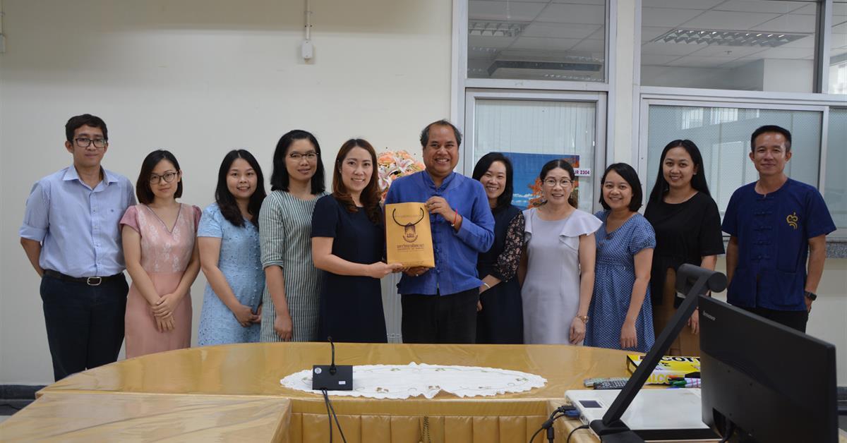 คณะพยาบาลศาสตร์ มหาวิทยาลัยพะเยา จัดโครงการพัฒนาภาษาอังกฤษสำหรับบุคลากรสายวิชาการ ประจำปี 2563