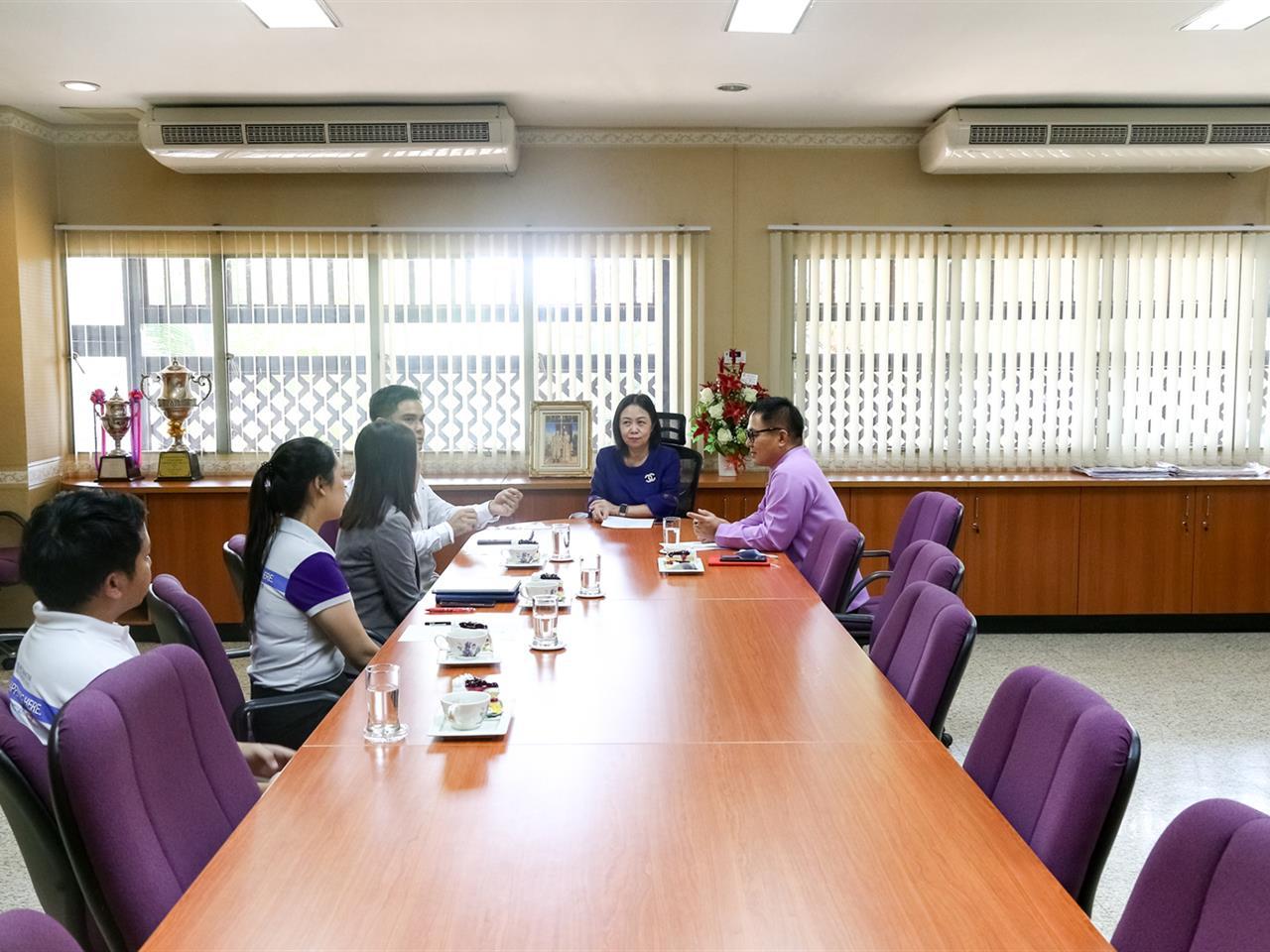 ตัวแทน Westminster International Group เข้าพบอธิการบดีมหาวิทยาลัยพะเยา หารือและร่วมสรุปแนวทางในการร่วมมือเพื่อเพิ่มโอกาสเปิดรับนักศึกษาต่างชาติ