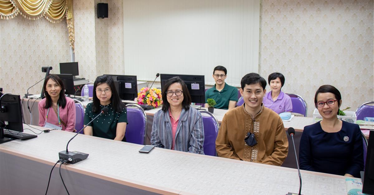 คณะศิลปศาสตร์ จัดกิจกรรม Workshop เตรียมความพร้อมนักวิจัย  เพื่อการตีพิมพ์ผลงานการวิจัยระดับชาติและนานาชาติ