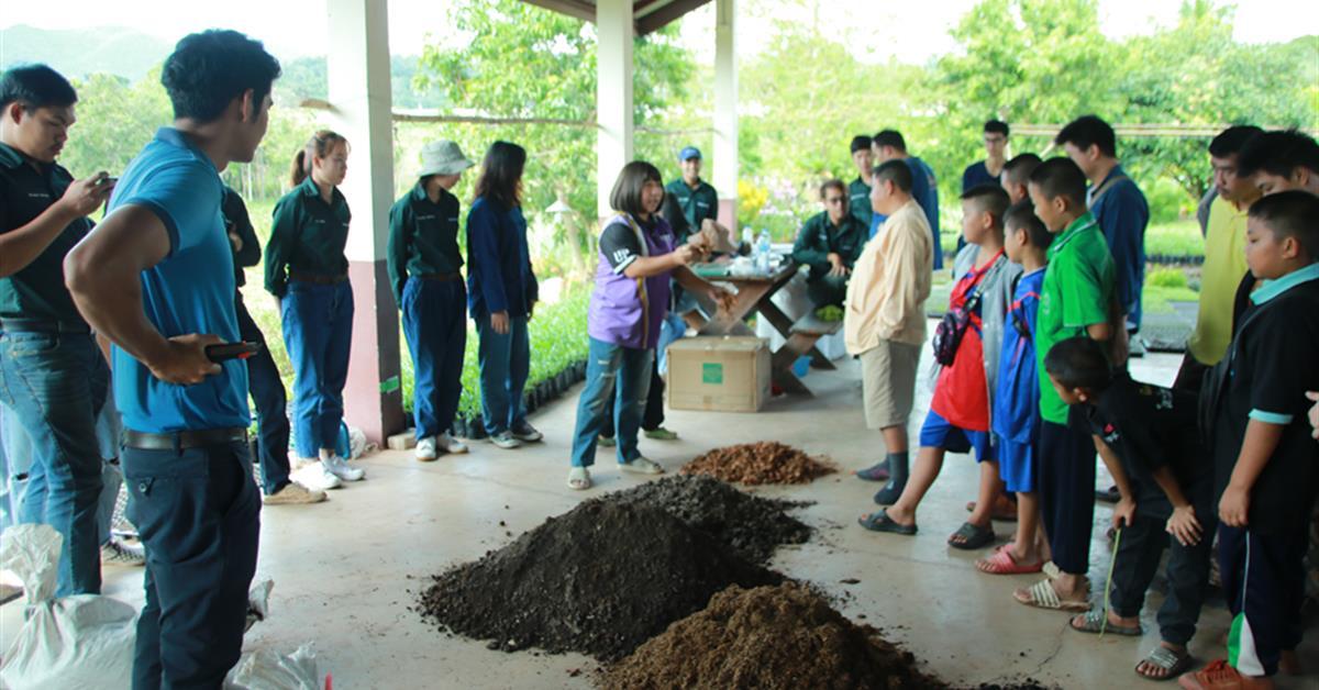 """คณะเกษตรศาสตร์ฯ ต้อนรับคณะศึกดูงานโครงการ """" พะเยา Learning City เมืองแห่งการเรียนรู้ตลอดชีวิต """""""
