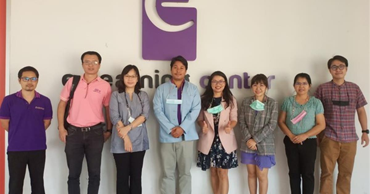 ศูนย์ฯ Citcoms (งานผลิตสื่อนวัตกรรม) จัดประชุมอาจารย์เพื่อหารือ และชี้แจงแนวปฏิบัติการสอบออนไลน์ปลายภาค ภาคการศึกษาที่ 2/2563