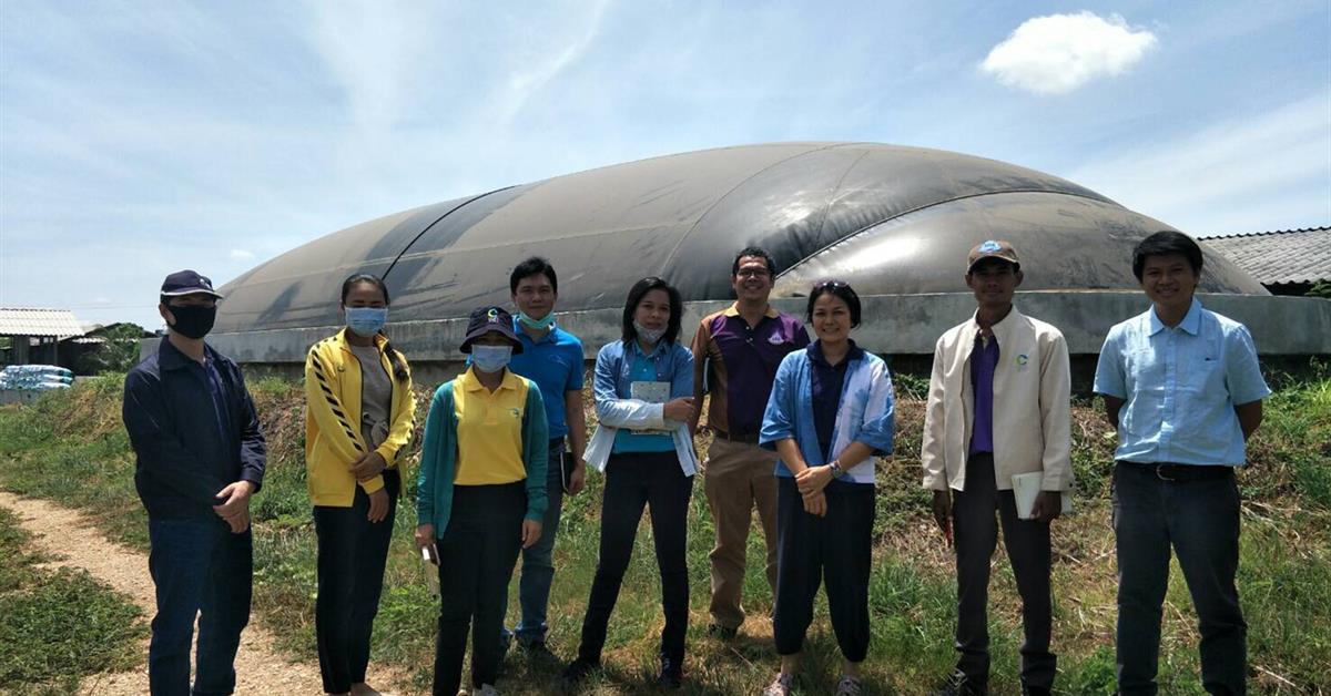 นักวิจัย SEEN ได้รับเชิญเป็นผู้ตรวจสอบและทวนสอบ โครงการการผลิตก๊าซชีวภาพจากขยะอินทรีย์ชุมชนภายในเขตเทศบาลตำบลโคกกรวด