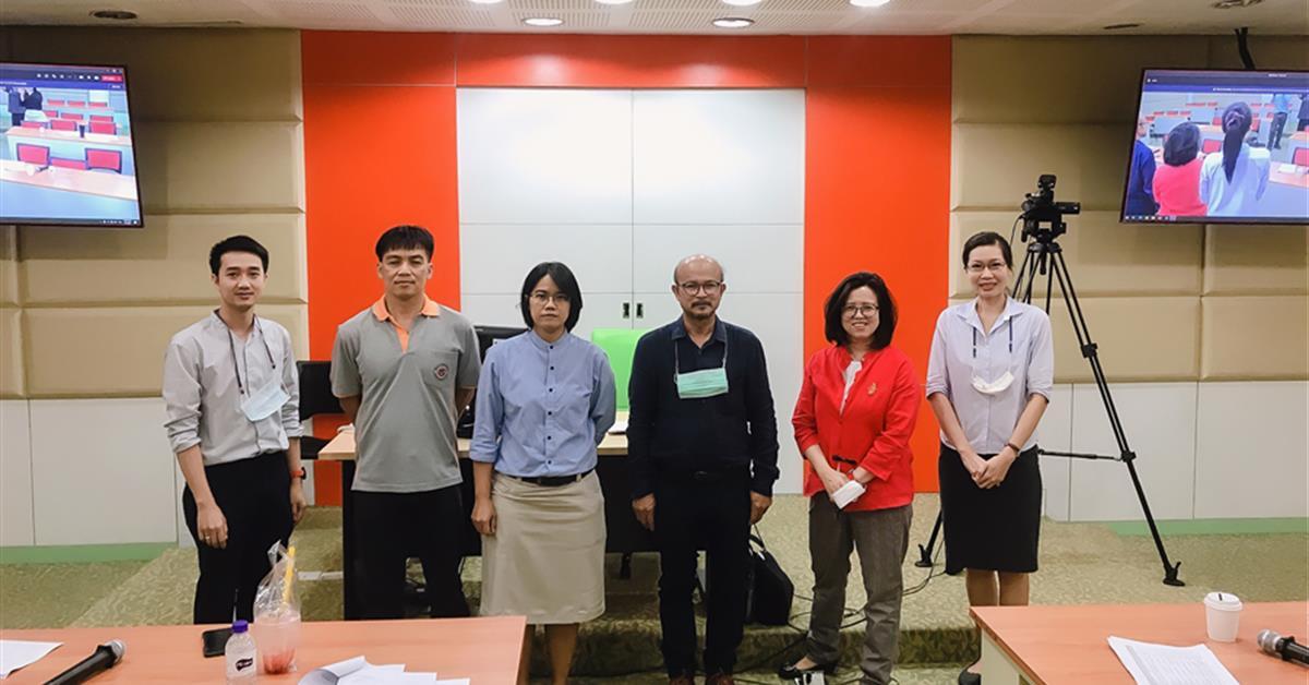 คณะศิลปศาสตร์ร่วมการประชุมเจ้าภาพเครือข่ายความร่วมมือทางวิชาการ-วิจัย สายมนุษยศาสตร์และสังคมศาสตร์ ครั้งที่ 14 (Online and Onsite)