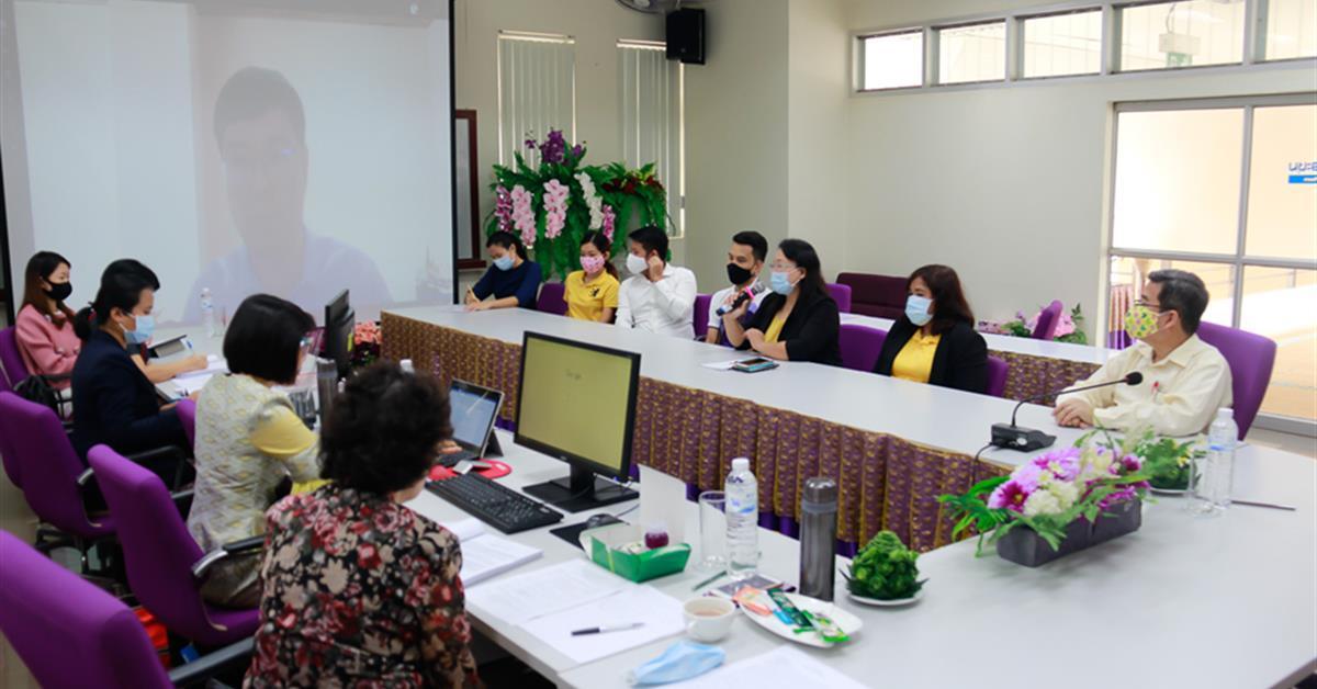 หลักสูตรเทคนิคการแพทย์ คณะสหเวชศาสตร์  รับการตรวจประเมินคุณภาพการศึกษาระดับหลักสูตร (AUN-QA) ประจำปีการศึกษา 2562
