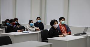 คณะทันตแพทยศาสตร์ มหาวิทยาลัยพะเยา จัดประชุมระดมความคิดเห็นร่วมกันของบุคลากรคณะทันตแพทยศาสตร์  </a><div style=