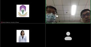 คณะแพทยศาสตร์ มหาวิทยาลัยพะเยา จัดโครงการนิเทศงานและติดตามการฝึกปฏิบัติงานของนิสิต หลักสูตรวิทยาศาสตรบัณฑิต สาขาวิชาปฏิบัติการฉุกเฉินการแพทย์