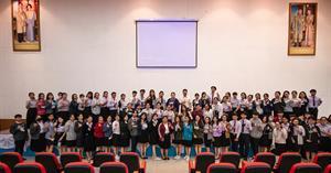 """ผู้ช่วยคณบดีคณะศิลปศาสตร์ เป็นวิทยากรโครงการ  """"วิธีวิทยาการทำวิจัยและการสร้างนวัตกรรมทางการเรียนการสอนภาษาไทย""""   </a><div style="""