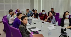 งานผลิตสื่อนวัตกรรม ศูนย์บริการเทคโนโลยีสารสนเทศและการสื่อสาร จัดประชุมการเตรียมความพร้อมในการสอบปลายภาคออนไลน์ ผ่านระบบ UP LMS ภาคการศึกษาต้น ปีการศึกษา 1/2563