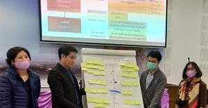 ศูนย์บรรณสารและการเรียนรู้ เข้าร่วมโครงการ TQA Criteria ของมหาวิทยาลัยพะเยา