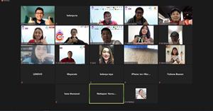 คณะ ICT ม.พะเยา จัดกิจกรรมปรับปรุงหลักสูตรของคณะเทคโนโลยีสารสนเทศและการสื่อสารผ่านระบบ Zoom ออนไลน์ ร่วมกับผู้ประกอบการไอที