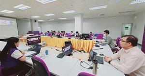 คณะ ICT จัด Coaching กิจกรรมสำนักงานสีเขียว (Green Office) เพื่อรับฟังข้อเสนอแนะและเตรียมความพร้อมในการตรวจประเมิน