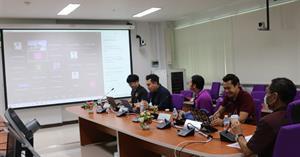 คณะวิทยาศาสตร์การแพทย์ มหาวิทยาลัยพะเยา จัดโครงการพัฒนาทักษะความเป็นผู้นำและการทำงานเป็นทีม ประจำปี 2564