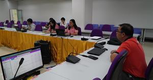 คณะ ICT มหาวิทยาลัยพะเยา จัดประชุมสามัญคณะกรรมการสำนักงานสีเขียว ครั้งที่ 1 (1/2563) เพื่อวางแผนการดำเนินสำนักงานสีเขียวให้บรรลุตามวัตถุประสงค์