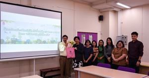 """วิทยาลัยการศึกษาจัดโครงการวิทยาลัยการศึกษารักษ์โลก รักษ์สิ่งแวดล้อม (SE Green & Clean)  """"กิจกรรม สร้างจิตสำนึกอนุรักษ์สิ่งแวดล้อม"""""""