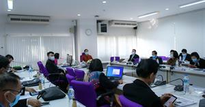 วิทยาลัยการศึกษา จัดโครงการฝึกประสบการณ์วิชาชีพครูในสถานศึกษา(ฝึกสอน) กิจกรรมครั้งที่ 1 ประชุมสัมมนาอาจารย์นิเทศก์ ครั้งที่ 2