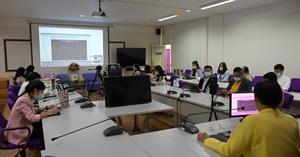วิทยาลัยการศึกษา จัดโครงการทบทวนแผนปฏิบัติการของวิทยาลัยการศึกษา ประจำปีงบประมาณ 2565