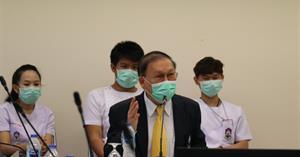 คณะแพทยศาสตร์ มหาวิทยาลัยพะเยา เข้าเยี่ยมติดตามการจัดการเรียนการสอนนิสิต หลักสูตรแพทยศาสตรบัณฑิต