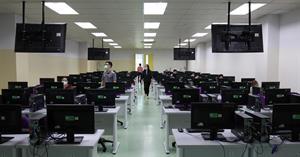โครงการพัฒนาทักษะการใช้คอมพิวเตอร์ สำหรับพนักงานมหาวิทยาลัยพะเยาสายสนับสนุน