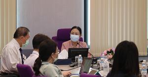 คณะแพทยศาสตร์ มหาวิทยาลัยพะเยา จัดโครงการปฐมนิเทศอาจารย์และบุคลากรใหม่ ประจำปี 2564