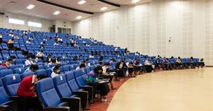 ศูนย์ภาษา คณะศิลปศาสตร์ จัดสอบวัดระดับภาษาอังกฤษ ประจำเดือนกุมภาพันธ์ 2564