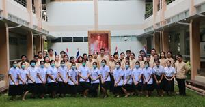 """คณะแพทยศาสตร์ มหาวิทยาลัยพะเยา น้อมรำลึกและสำนึกในพระมหากรุณาธิคุณ รัชกาลที่ 3 """"พระบิดาแห่งการแพทย์แผนไทย""""  </a><div style="""