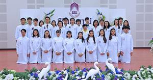 คณะทันตแพทยศาสตร์ มหาวิทยาลัยพะเยาจัดโครงการมอบกาวน์ประจำปีการศึกษา 2563