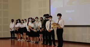 """กิจกรรม """"ศาสตร์ภาษาไทยเพื่อบัณฑิตพันธุ์ใหม่ที่มีคุณภาพ ประจำปีการศึกษา 2563"""" สำหรับนิสิตชั้นปีที่ 1 (นิสิตรหัส   </a><div style="""
