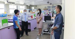 คณะสหเวชศาสตร์ มหาวิทยาลัยพะเยา สำรวจความพร้อมห้องปฏิบัติการและวัสดุครุภัณฑ์ สาขาวิชากายภาพบำบัดและสาขาวิชาเทคนิคการแพทย์ ก่อนเปิดภาคเรียน