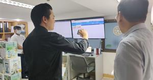 คณะเทคโนโลยีสารสนเทศและการสื่อสาร มหาวิทยาลัยพะเยา หารือแนวทางการพัฒนาห้องปฏิบัติการหุ่นยนต์สำหรับงานวิจัยขั้นสูง กับบริษัท CT. Asia Robotics Co., LTD. และความร่วมมือทางวิชาการในทุกระดับที่เกี่ยวกับหุ่นยนต์ที่จะเกิดขึ้นกับนิสิตนักศึกษาในอนาคต