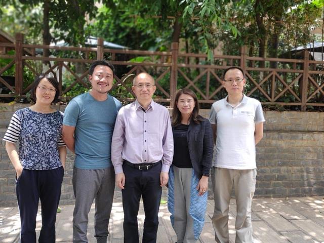 คณะเกษตรศาสตร์ฯ,สร้างความร่วมมือด้านความหลากหลายทางชีวภาพระหว่าง,ไทย-จีน
