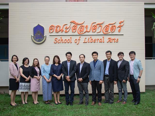 คณะศิลปศาสตร์,ได้จัดการประเมินคุณภาพการศึกษาภายในระดับคณะ,หลักสูตร,,,,,ศิลปศาสตรบัณฑิต,สาขาวิชาภาษาไทย,และ,สัมภาษณ์คณะกรรมการประจำคณะฯ