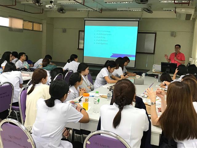 สาขาวิชาการส่งเสริมสุขภาพ,คณะแพทยศาสตร์,มหาวิทยาลัยพะเยา,จัดโครงการเสริมสร้างประสบการณ์ทางวิชาการและวิชาชีพสาขาวิชาการส่งเสริมสุขภาพ