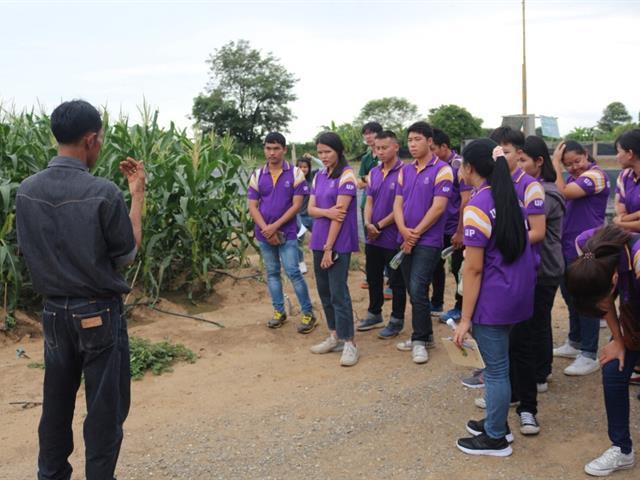 ,,,นิสิตสาขาวิชาเกษตรศาสตร์,ชั้นปีที่,4,คณะเกษตรศาสตร์และทรัพยากรธรรมชาติ,ม.พะเยา,ศึกษาดูงานในสถานประกอบการ,เพื่อเพิ่มพูนประสบการณ์วิชาชีพด้านการเกษตร