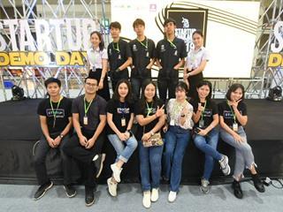 สถาบันนวัตกรรมและถ่ายทอดเทคโนโลยี,มหาวิทยาลัยพะเยา,(UPITI),นำทีมนิสิต,Startup,คว้ารางวัลพัฒนาต้นแบบ,100,000,บาท,ในงาน,Startup,Thailand,League,:,DEMO,DAY,2019