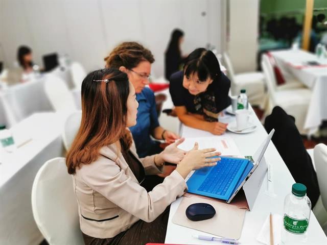 คณะเภสัชศาสตร์,เข้าร่วมประชุมเชิงปฏิบัติการ,เรื่อง,Causality,assessment,,signal,detection,and,management,และ,benefit-risk,assessment,