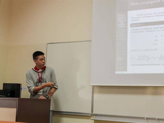 โรงเรียนสาธิตม.พะเยาเข้าร่วมนำเสนอผลงานวิจัยในงานประชุมวิชาการระดับนานาชาติ,ICMS,2019,