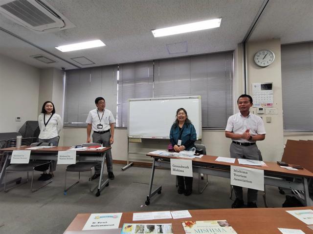นักวิจัย,MIS,เข้าร่วมโครงการศึกษาดูงานการบริหารจัดการน้ำ,ณ,เมืองโตเกียว,ประเทศญี่ปุ่น